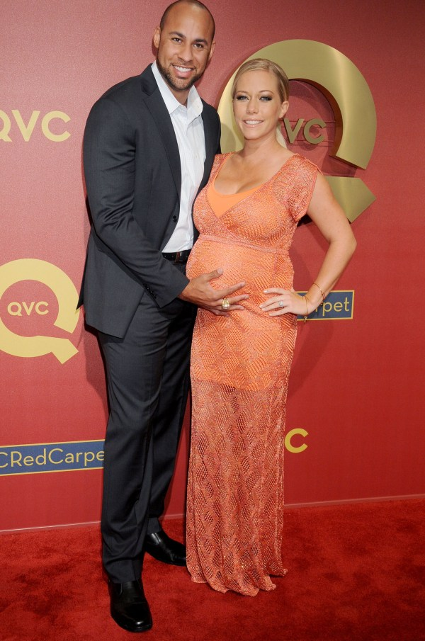 Kendra Wilkinson & Hank Baskett