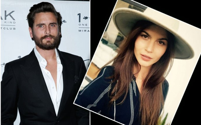 scott disck kourtney kardashian relationship breakup model lina sandberg
