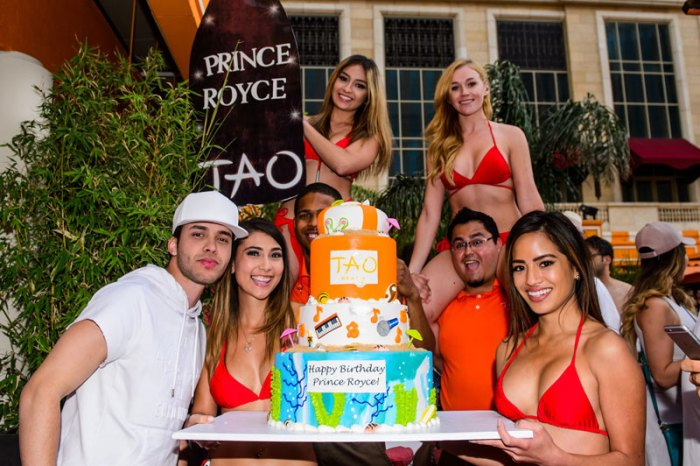 Prince-Royce-Celebrates-His-Birthday-at-TAO-Beach