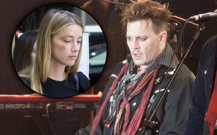 amber heard johnny depp abuse scandal new allegations hollywood vampires performs