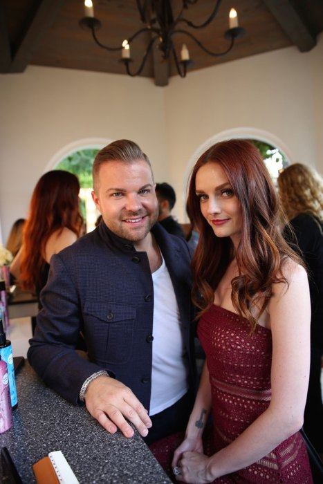 Lydia-Hearst-and-Martix-StyleLink-Celebrity-Stylist-Nick-Stenson-at-Children-Mending-Hearts-Empathy-Rocks-Event-(1)
