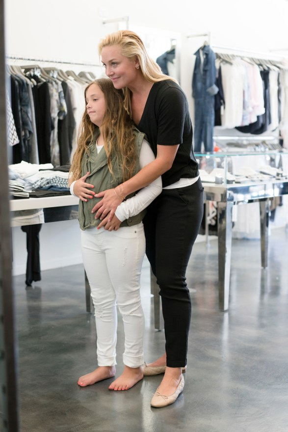 Lis Rohm at Glamboutiquewithdaughter1