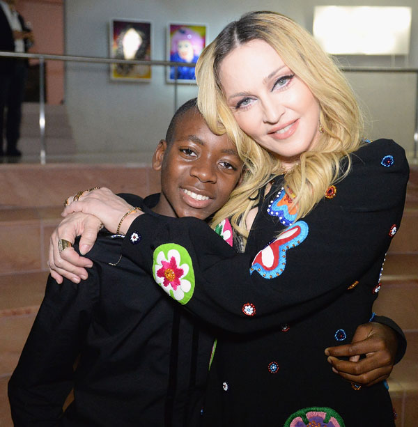 Madonna Presents An Evening of Music, Art, Mischief and Performance to BenefitRaisingMalawi