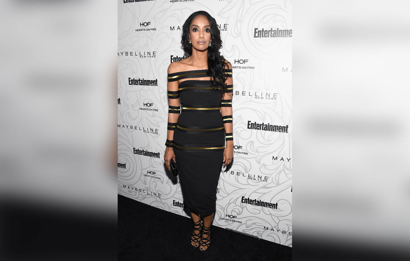 Entertainment Weekly Celebrates SAG Award Nominees at Chateau Marmont sponsored by Maybelline New York-Arrivals