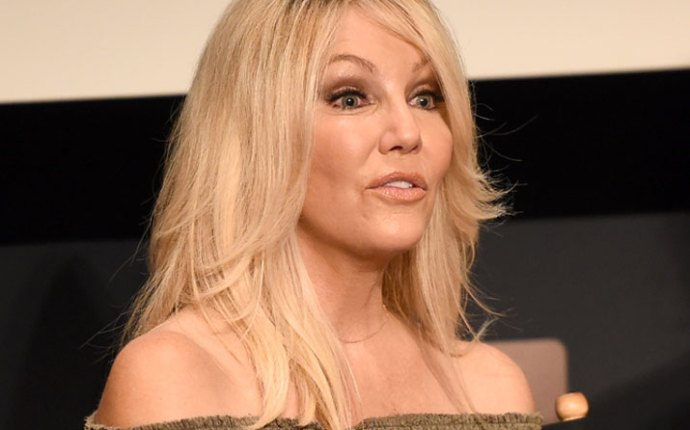 Heather Locklear Rehab Breakdown Meltdown Statement