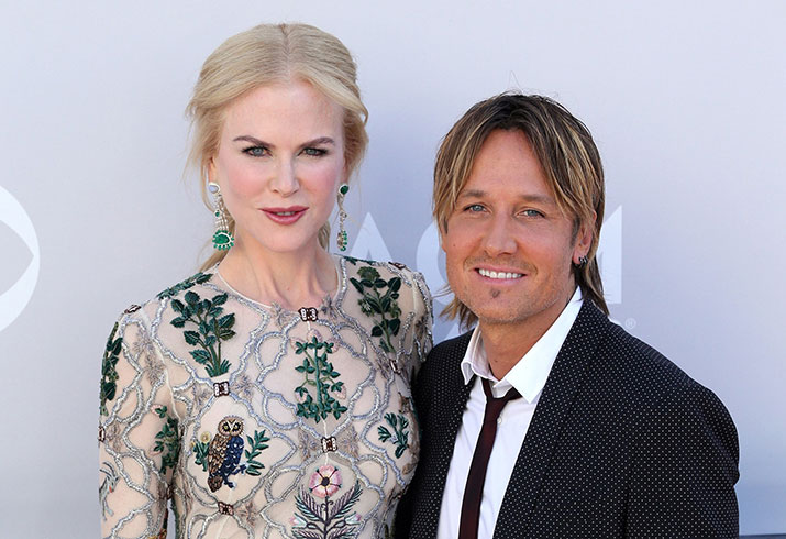 Nicole Kidman Keith Urban Wedding: [POST] Keith Urban Anniversary Gift Nicole Kidman
