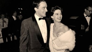 robert vaughn natalie wood romance