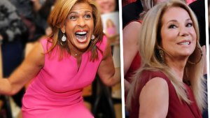 Kathie Lee Gifford PEES When She Showers thumbnail