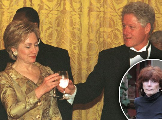 Bill Clinton Sexual Assault Victim: Hillary Ruined My Life! thumbnail