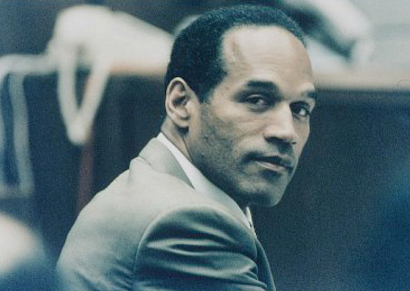 OJ Simpson Crime Scene Photos Mind 1