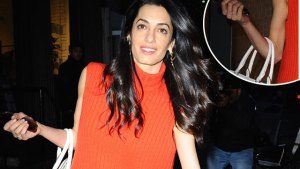 Scary-Skinny Amal Clooney — New Health Fears! thumbnail