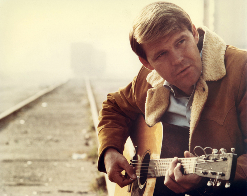 Glen Campbell Portrait Session