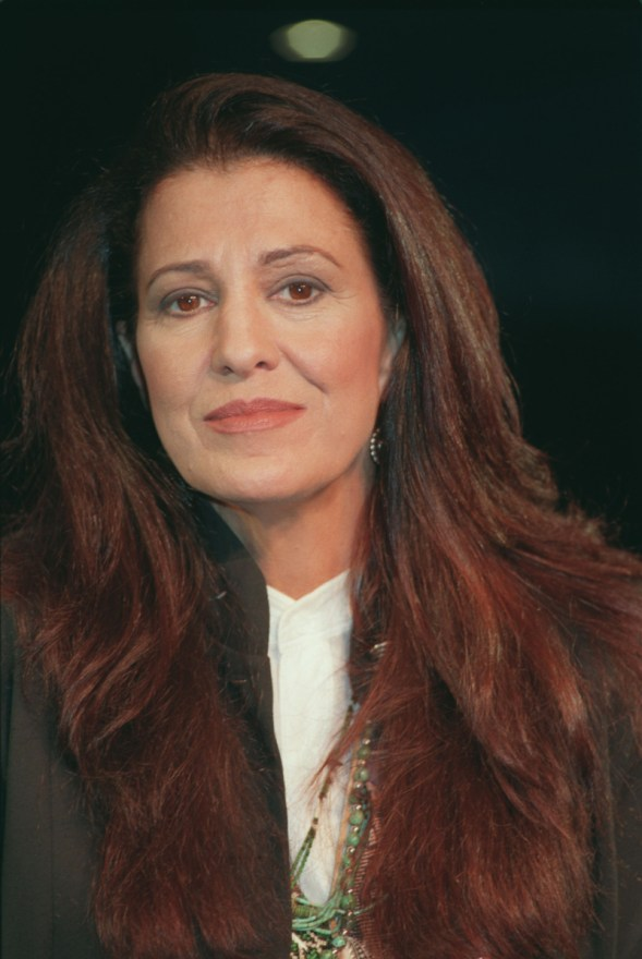THE SINGER RITA COOLIDGE