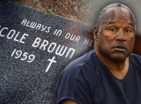 O.J. Simpson's Secret Graveside Confession — What The Jury Never Heard! thumbnail