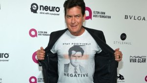 Charlie Sheen Confesses — Didn't Tell '25' Lovers He's HIV Positive thumbnail