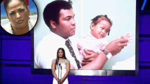 Muhammad Ali's Heartbroken Daughter: Dad Didn't Care About Me thumbnail
