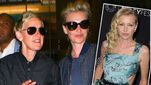 Portia De Rossi Anorexia Fears — As She Flies Off With Proud Ellen DeGeneres! thumbnail