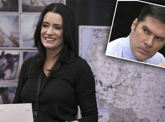 criminal minds thomas gibson fired paget brewster