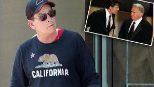 Charlie Sheen: Broke Bad Boy Moves In With Parents thumbnail