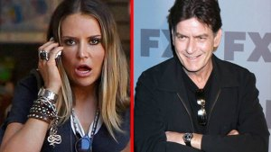 Charlie Sheen's Ex Goes Crazy — Shocking Police Report thumbnail