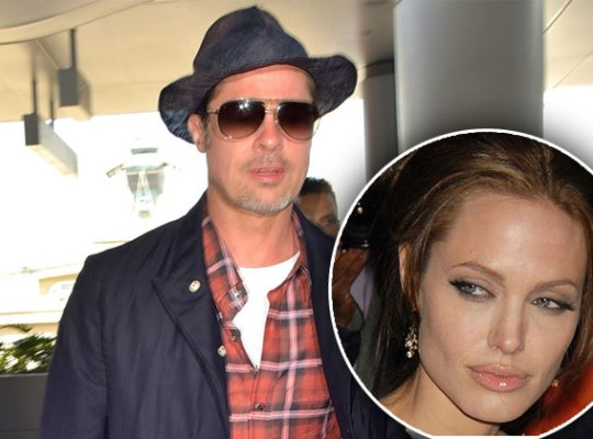 brad pitt angelina jolie divorce drug tests