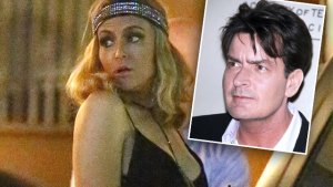 Charlie Sheen Ex Back In Rehab After Breakdown thumbnail