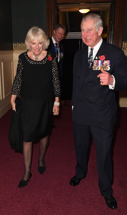 Royal British Legion Festival of Remembrance At The Royal Albert Hall