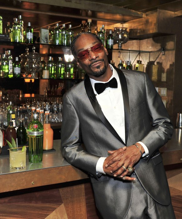 Snoop Dogg For The Launch of `The Tanqueray TEN` The Next Generation of Influencers Inspired by Gin & Juice