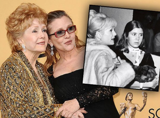 Debbie Reynolds' Secret Battles With Carrie thumbnail