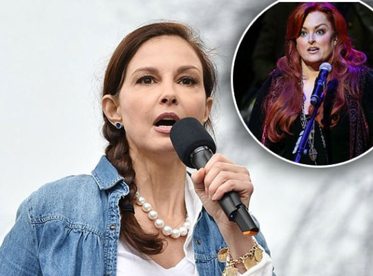 Judd Family Feud: Wynonna Humiliated By Ashley's Trump Attack thumbnail