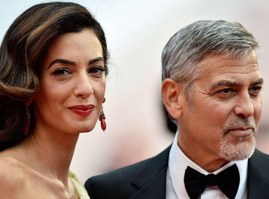 george clooney amal clooney nanny jealous