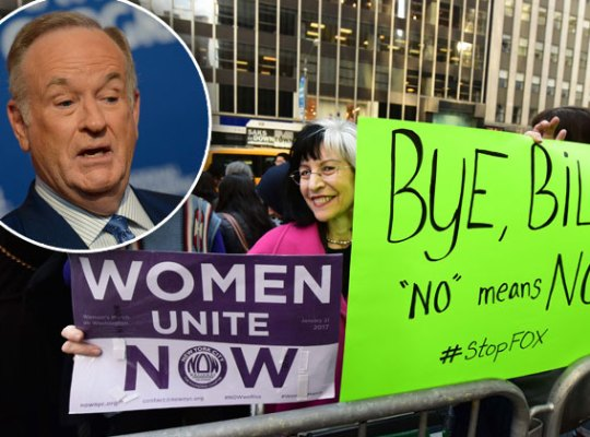 bill oreilly sexual harassment claims