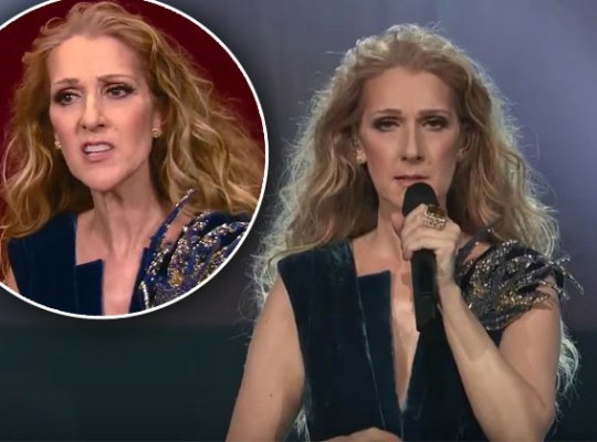 Celine Dion: Diva Turns Rotten At Bee Gees Tribute thumbnail