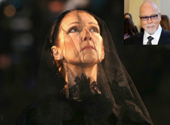 Celine Dion: My Late Husband Is Speaking To Me From Beyond The Grave thumbnail