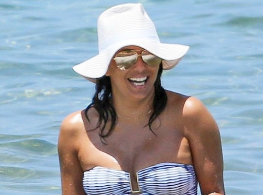 eva longoria hottest photos bathing suit