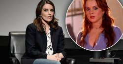 tina fey lindsay lohan mean girls sequel