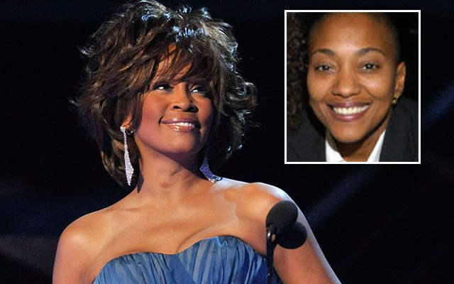 whitney houston & robyn crawford