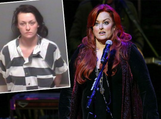 Wynonna Judd's Daughter Busted With Meth In Parking Lot thumbnail