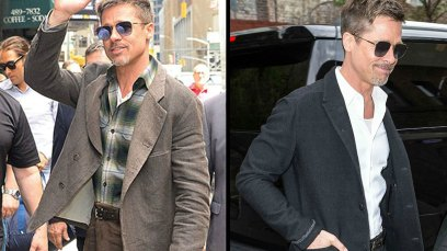 Brad Pitt Wasting Away —Troubling New Appearance thumbnail