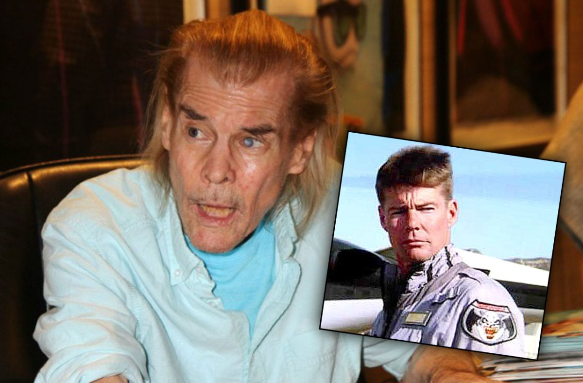 Jan Michael Vincent Airwolf Star Destroyed By Drugs Amp Booze