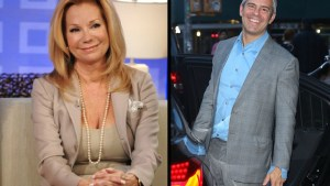 kathie lee gifford andy cohen