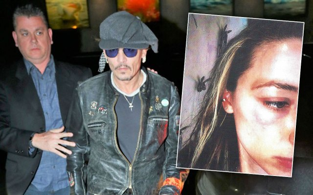 johnny depp amber heard abuse charges