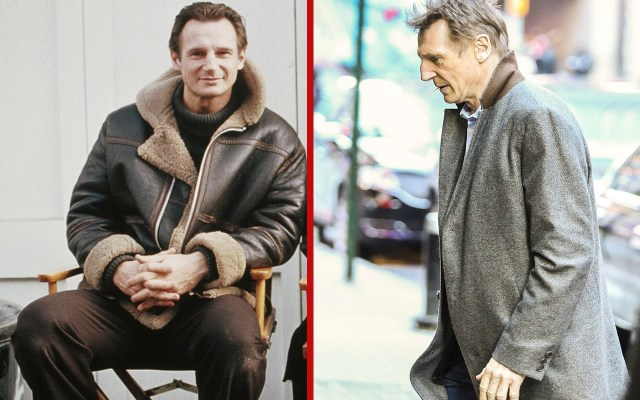 liam neeson cancer health skinny