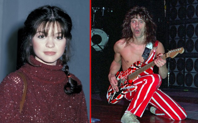 valerie bertinelli eddie van halen marriage