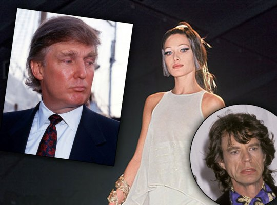 Donald Trump: His Feud With Mick Jagger Over Future First Lady thumbnail