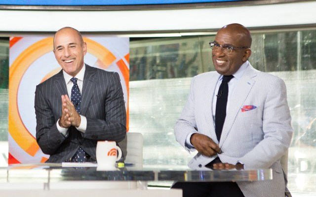 matt lauer al roker rivals hate