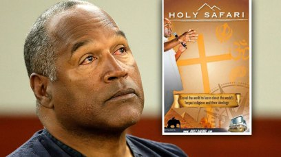 Simpson Plans 'Church Of O.J.' After Parole thumbnail