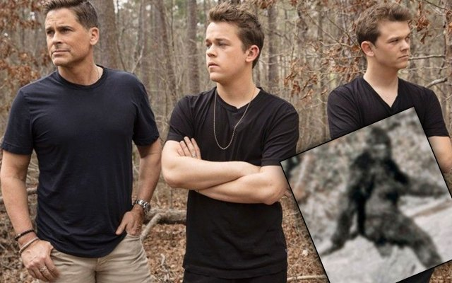 rob lowe bigfoot