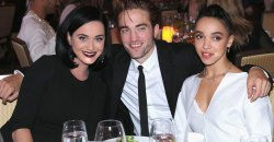 robert pattinson katy perry FKA twigs