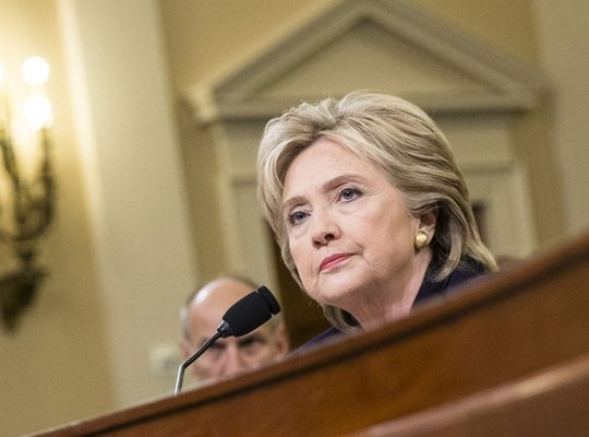 hillary clinton scandals benghazi emails